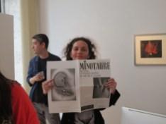 Armelle Malvoisin à la galerie Le Minotaure