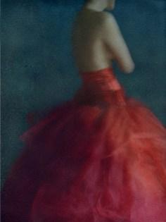 Divine #3 (2013) Technique mixte, numérique et Polaroid. Edition de 10 exemplaires tous formats confondus. 1/10. 80 cm x 105 cm. Crédit: LiLiROZE. Courtoisie Galerie Carole Decombe!