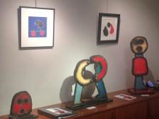 """Exposition """"John Martini Sculpteur et Graveur"""" - Galerie Antoine Laurentin"""