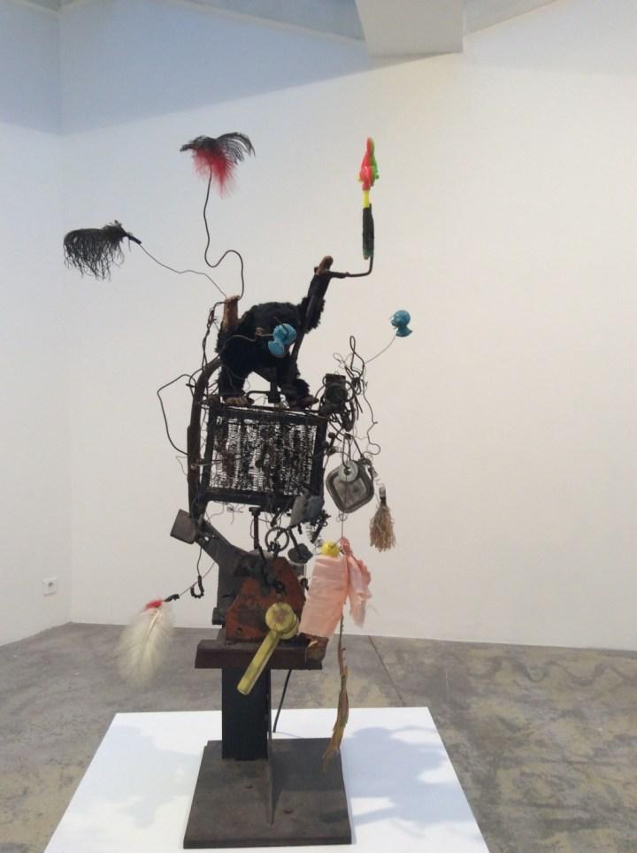 Le bon timing… Jean Tinguely à la Galerie Georges-Philippe & Nathalie Vallois