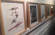 """Exposition """"Tomber en haut"""", de Bujar Luca, au Purgatoire 54 Paradis"""