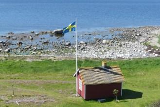 Ön är svensk sedan freden i Brömsebro, men naturen påminner mer om de danska öarna.