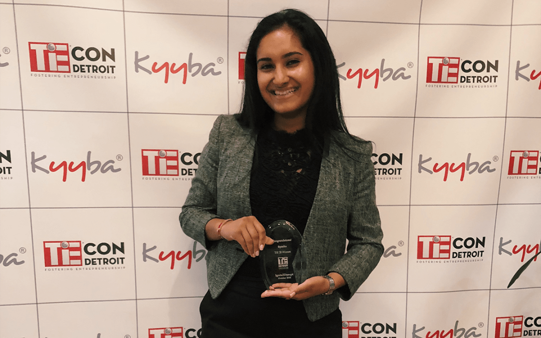 Symba is Recognized as a TiE20 Startup at TiECon Detroit