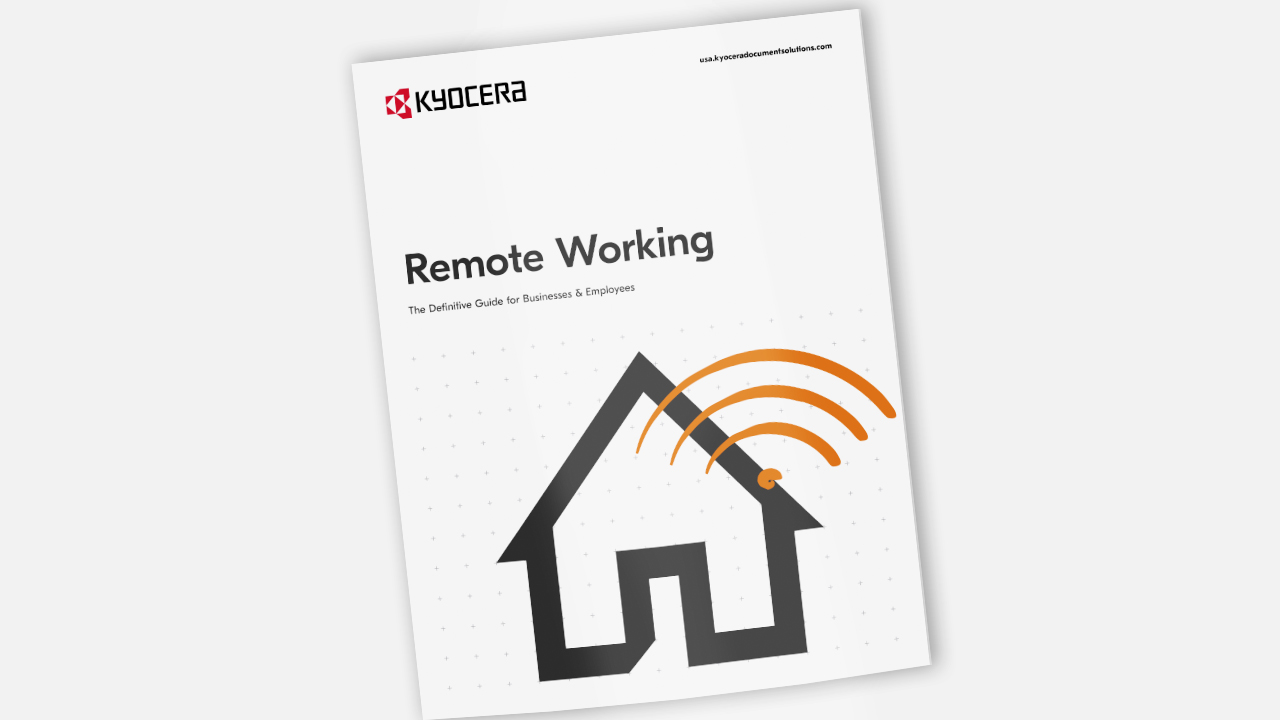 Establish a remote working legacy to drive productivity