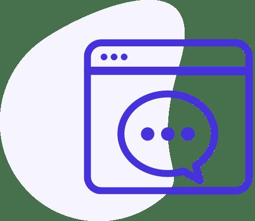 Digital Consulting Service Icon