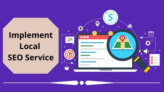 Implement Local SEO Service