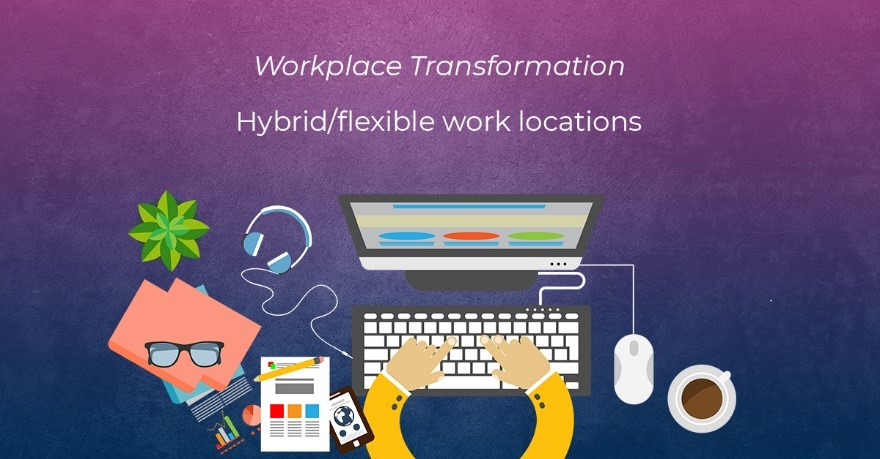 Workplace Transformation due to COVID 19