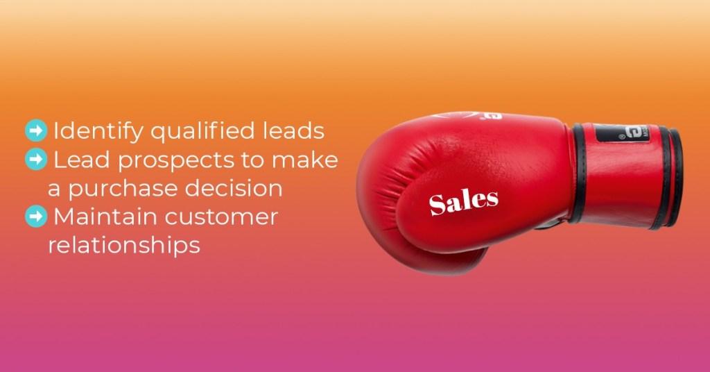 Benefits of Sales