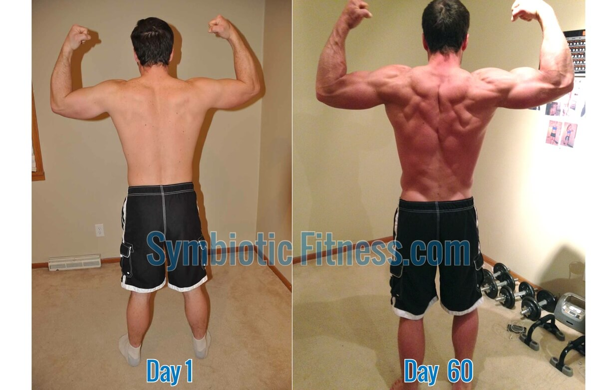 Johns Amazing P90x3 Results In 60 Days