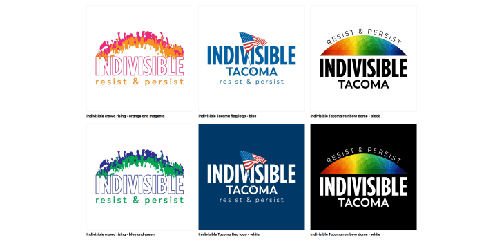 Indivisible Tacoma store designs