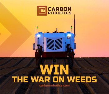 Carbon Robotics: Win the war on weeds