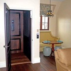 Wheelchair Lift For Stairs Lexington Oyster Bay Dining Chairs Private Residential Elevators Are On The Rise - Personal-size Elevator
