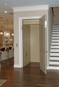 Custom Symmetry Residential Elevator by American Elevator