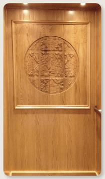 LULA Elevator Car Custom Hardwood