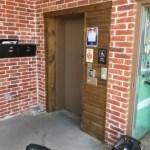 Symmetry LULA Elevator with Brown 2 Speed Doors