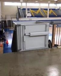 Symmetry VPL-EL Upper Landing School Gym