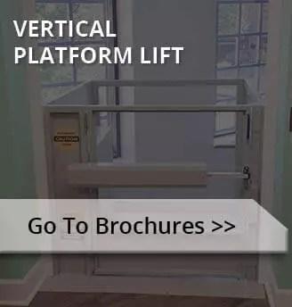 Symmetry Vertical Platform Lift - Download Brochures