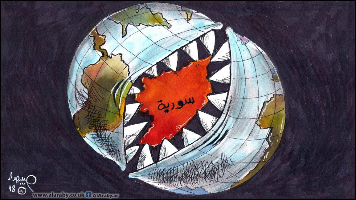 هل ما زال ممكناً منع الانهيار في سورية؟