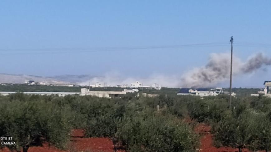 ضحايا مدنيون في قصف للنظام وروسيا على ريف إدلب