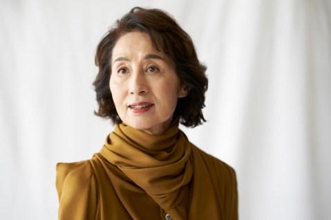 Kyoko Kagawa Vogue