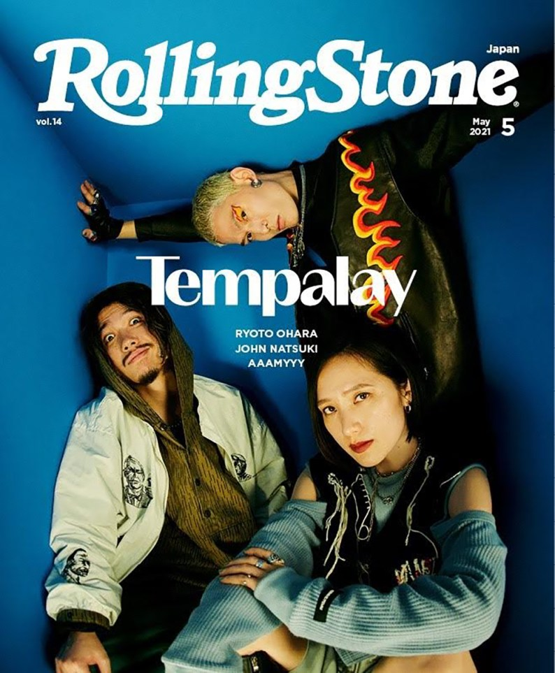 Tempalay Rolling Stone