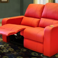 Theater Recliner Chairs Leather Club Chair And Ottoman Home Recliners 090 India Symphony 440