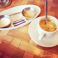Affogato from Chaud Cafe.