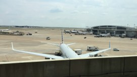 DFW Arrival