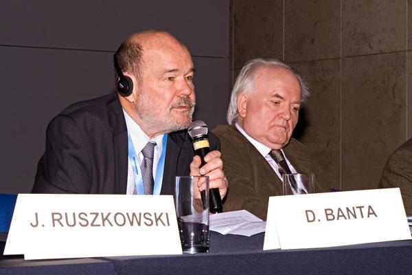David Banta i Zbigniew Szawarski