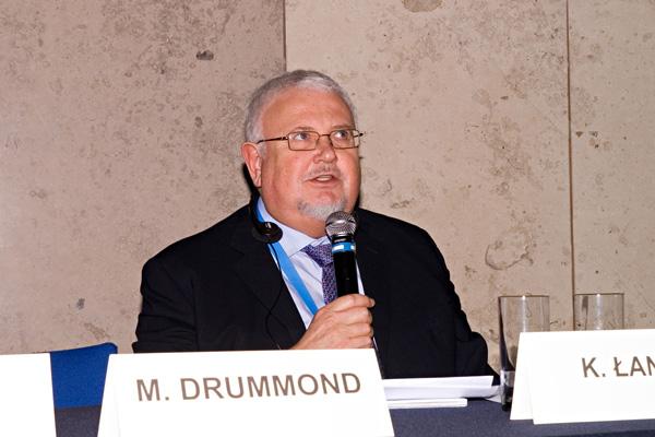 Michael Drummond