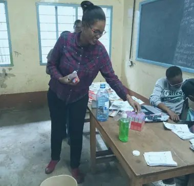 Water and Sanitation Training