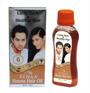 synaa henna hair oil