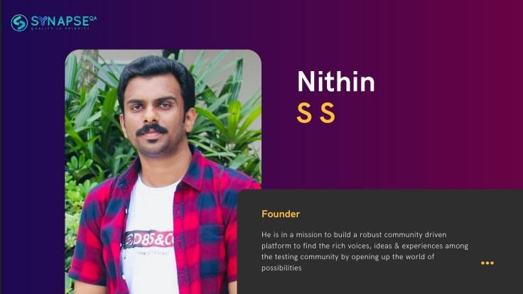 Nithin SS