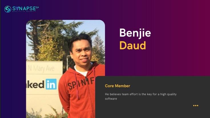 Benjie Daud
