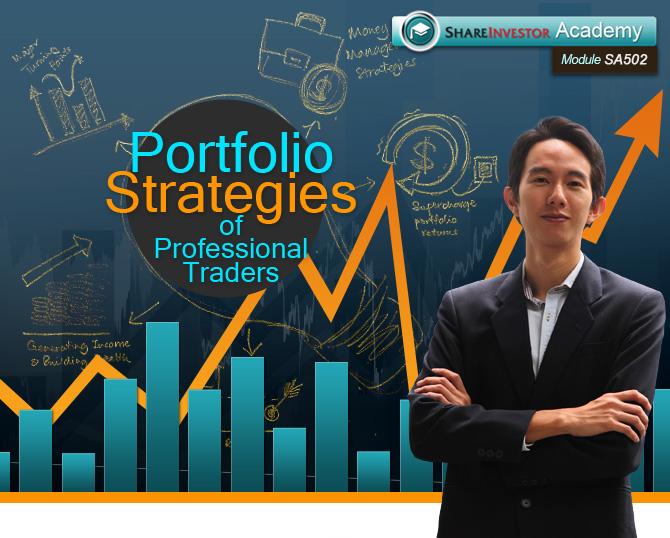 Portfolio Strategies of Professional Traders