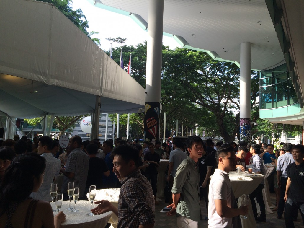 SMU Alumni Event | Networking across all Batches