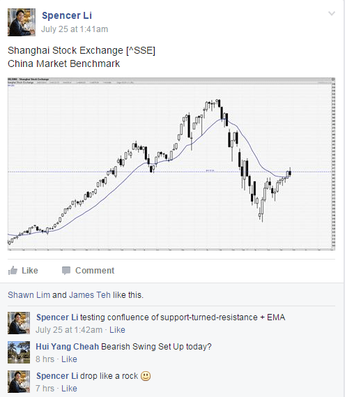sse 270715 shanghai stock exchange synapse network