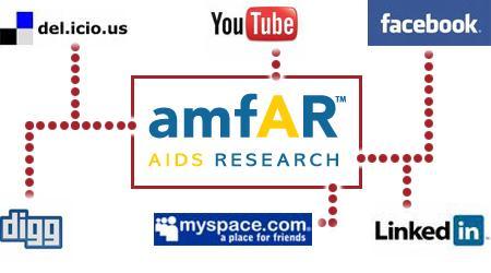 Amfar o el desembarco de la comunidad vih+ en las redes sociales