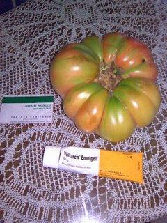 Donde crecen probablemente los mejores tomates del mundo