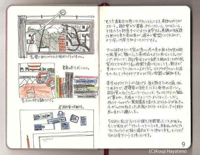 冬のヘルシンキ旅日記 DAY3 その3