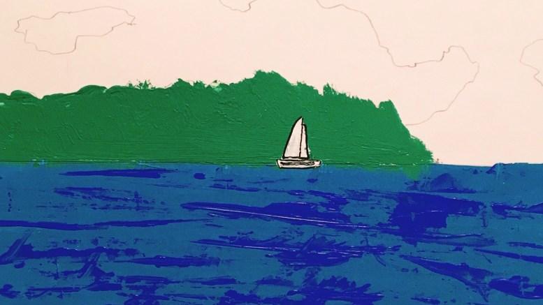 ストックホルムの海