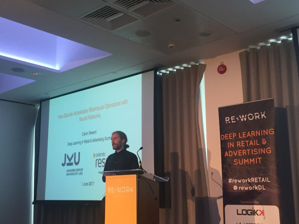 RE·WORK: Deep Learning in Retail Summit (London, UK) | Synced