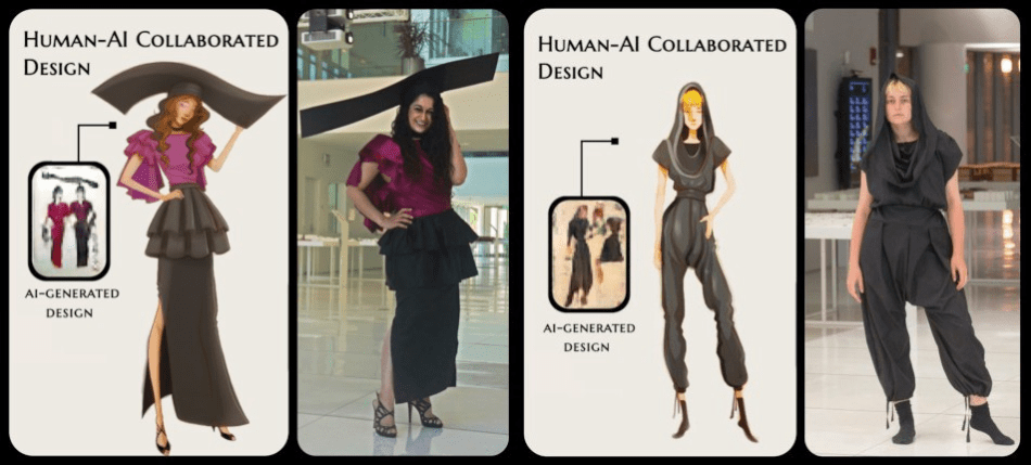 35739436cd120 Is the Fashion World Ready for AI-Designed Dresses? | Synced