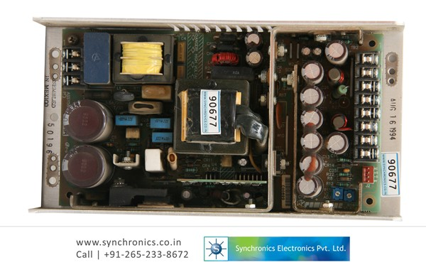 CP255 Power Supply By POWER ONE Repair at Synchronics ...
