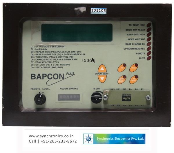 AVR Universal Amplifier Card By BHEL Repair at Synchronics ...