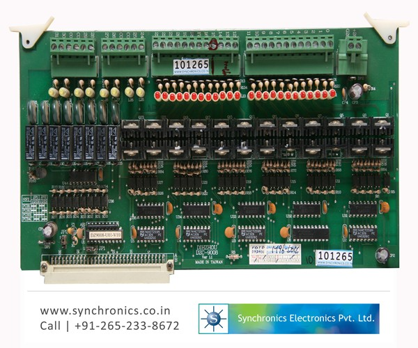Output Card DKV By Dihzhou Repair at Synchronics ...