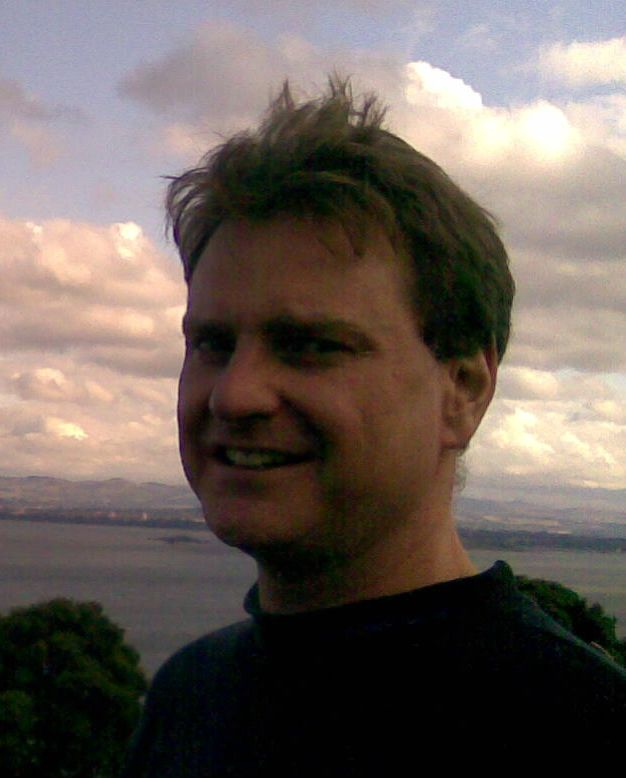 Dr R. Eric Swanepoel is the founder of Synchrony Books (photo courtesy of Margaret Montgomery)