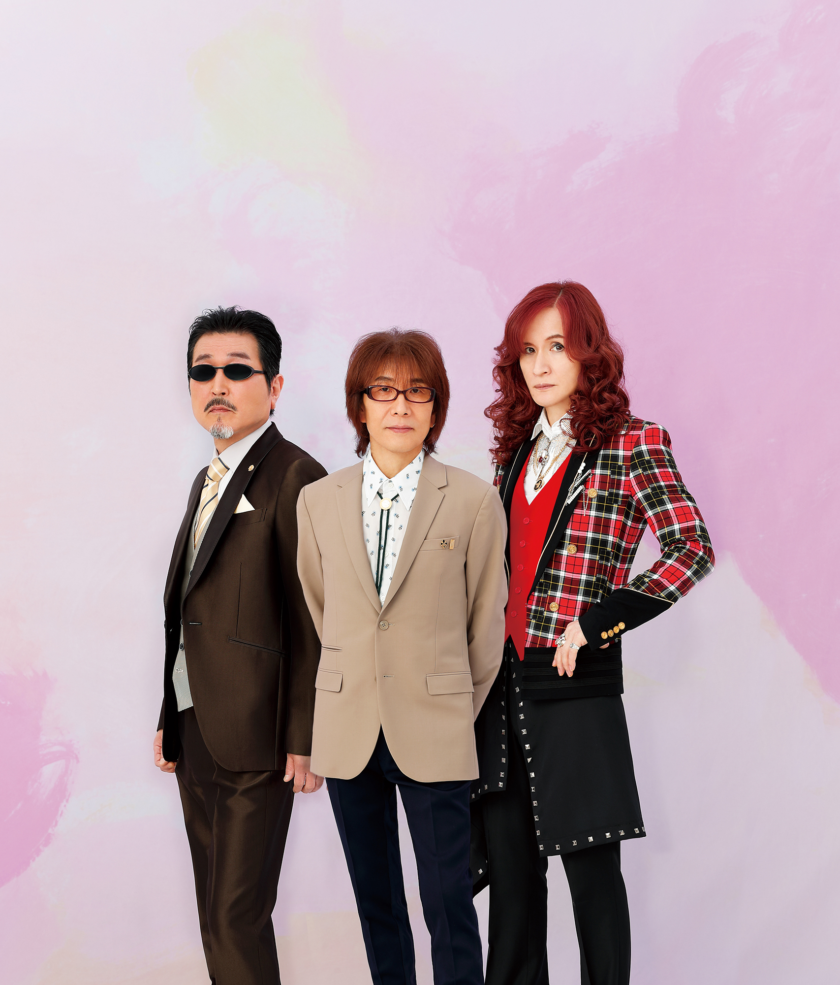 THE ALFEE Debut 46th Anniversary First Concert of the Year will be a No-Audience Live Concert Broadcast!