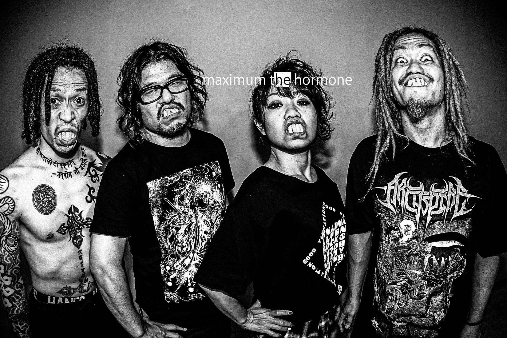 """MAXIMUM THE HORMONE's new song """"KAMIGAMI"""" will be the opening theme for """"Record of Ragnarok"""", which will begin streaming worldwide on Netflix on June 17th!!"""