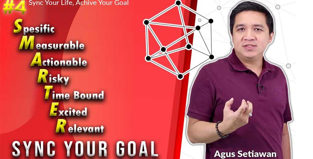 Sync Planner // Sinkronkan Goal Anda, dengan SMARTER